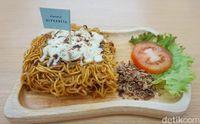 Alphabeth : Gelato dan Waffle Mie Unik Bisa Dinikmati di Kafe Cantik Ini