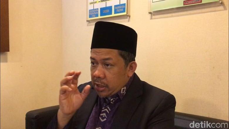 Fahri Hamzah Temui Anis Matta Bahas Cara Selamatkan PKS