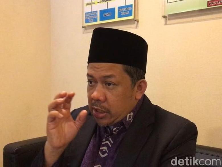 Laporannya Sudah Penyidikan, Fahri Hamzah Minta Sohibul Taat Hukum