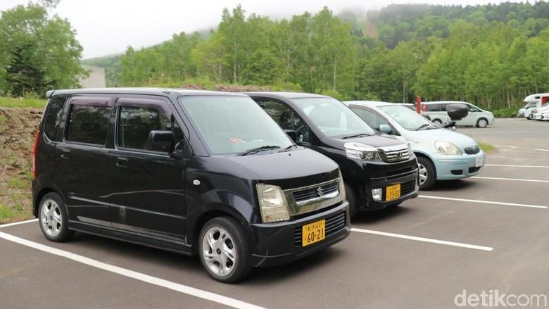 Kei car di Jepang Foto: Dina Rayanti