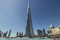 Burj Khalifa (AFP)