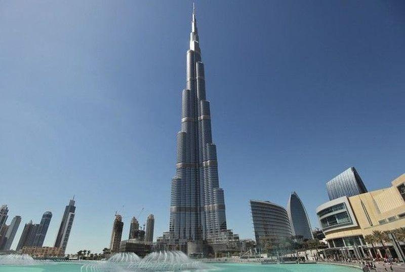 Negara pertama diduduki oleh Uni Emirat Arab. Mengalami peningkatan signifikan, UEA memiliki akses ke 171 negara bebas visa (AFP)