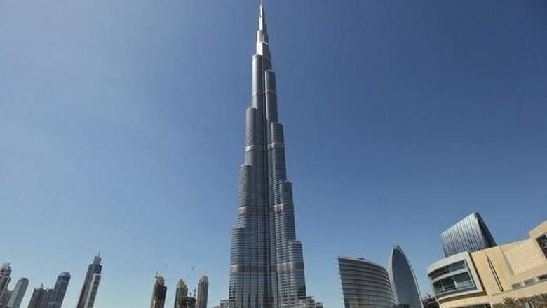 Burj Khalifa, ikonnya Dubai (AFP)
