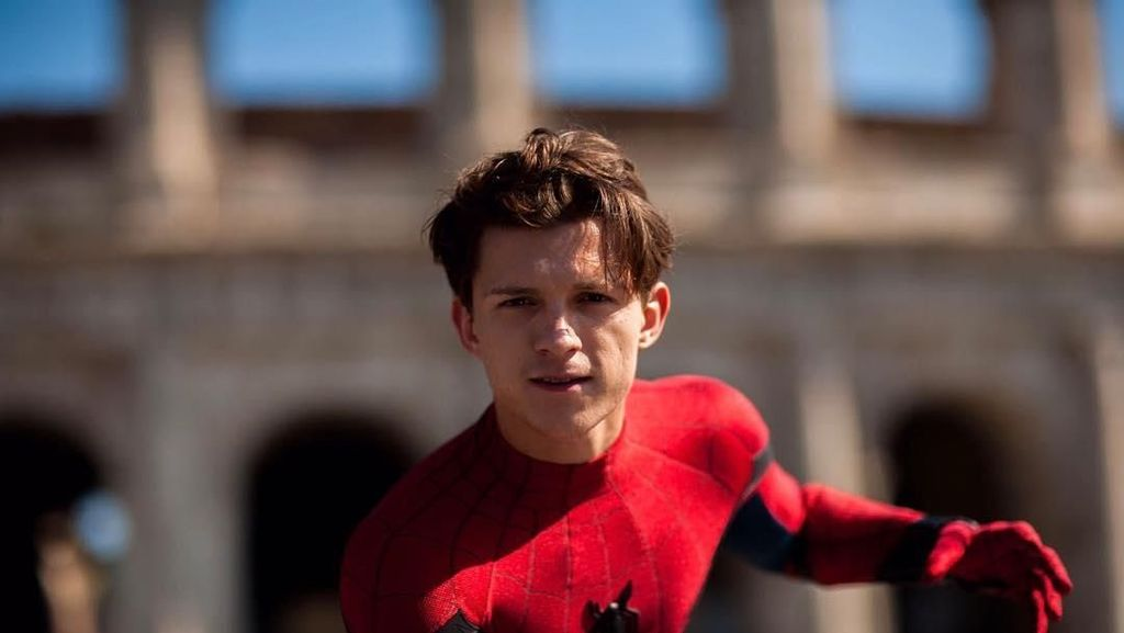Tak Suka Junk Food, Tom Holland Dituntut Naikkan Bobot Demi Jadi Spider-Man