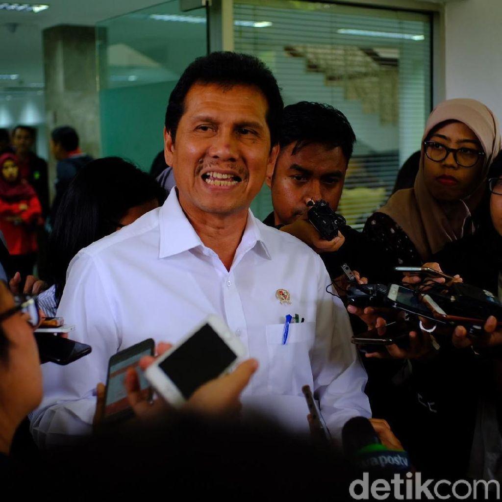 Siap Maju Caketum, Asman Abnur Ingin PAN Cetak Pemimpin Nasional