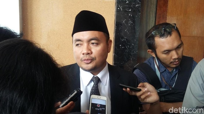 Anggota Bawaslu Mochamad Afiffudin (Dwi Andayani-detikcom).