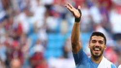 Suarez Buat Uruguay Jadi Penantang Serius di Piala Dunia 2018