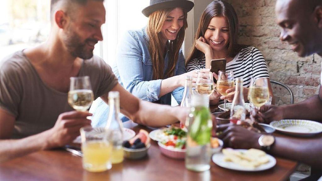 Makanan Kini Jadi Penentu Destinasi Liburan Kaum Millenial