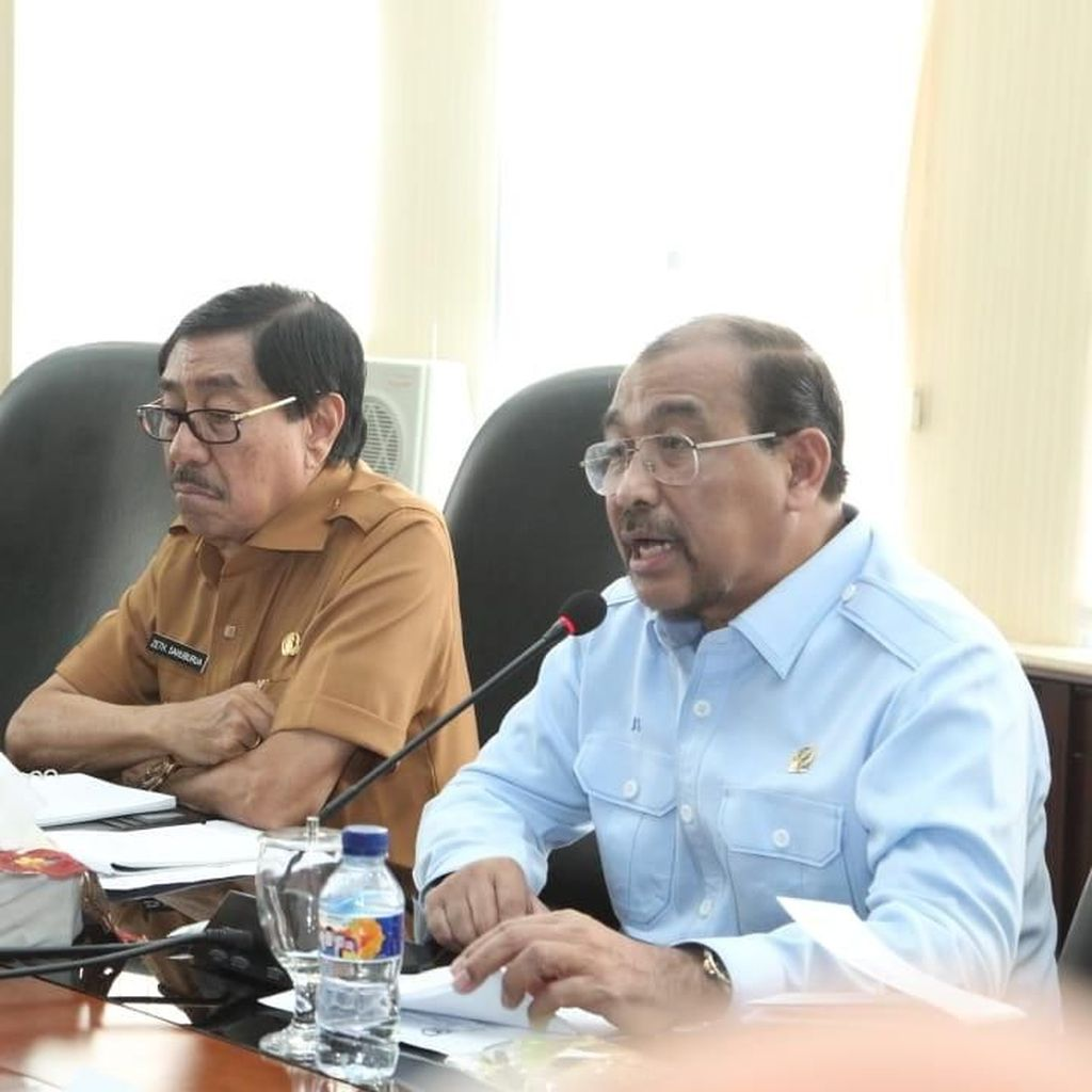 Nono Sampono Minta KPU Cabut Larangan Caleg DPD dari Parpol di 2019