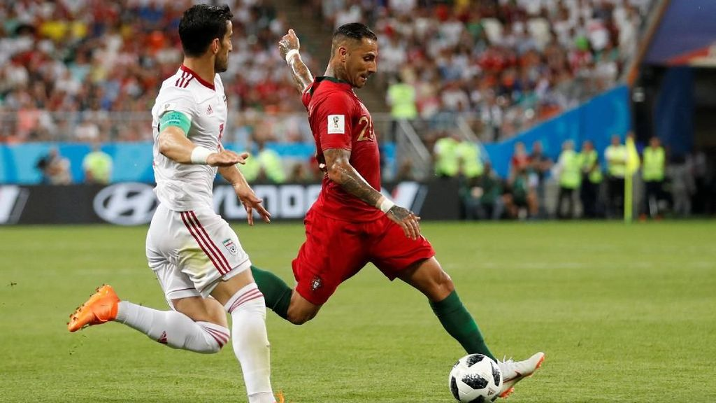 Video Highlights Babak I Iran Vs Portugal