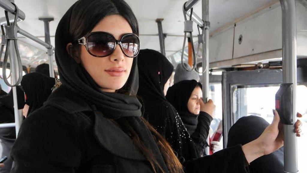 Cantik, Cerdas, dan Berani, Karakter Wanita Iran