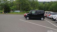 Kei car di Jepang.