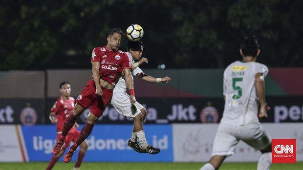Persija Jakarta berpeluang besar meraih juara Liga 1 2018.