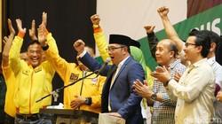 Di Kota Bandung, Ridwan Kamil-Uu Menang 50 Persen Suara