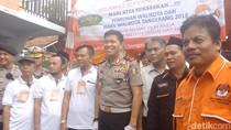 Cek TPS Tangerang hingga Bekasi, Kakorlantas: Situasi Kondusif