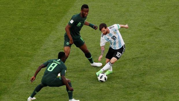 Lionel Messi menjadi andalan Argentina untuk kembali ke final Piala Dunia.
