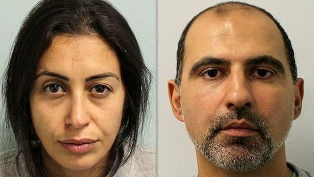 Bunuh dan Bakar Pengasuh Anak, Pasangan Ini Dibui Seumur Hidup