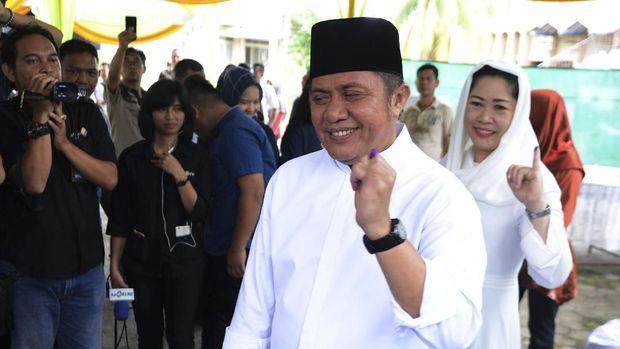 Gubernur Sumse Herman Deru bersikeras tak akan memberikan subsidi kepada PT JSC. (