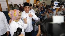LSI Denny JA: Eramas Unggul di Sumut, Khofifah-Emil di Jatim
