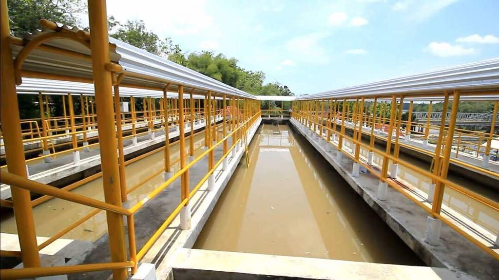 SPAM Lampung Rp 1,26 T Mulai Dibangun