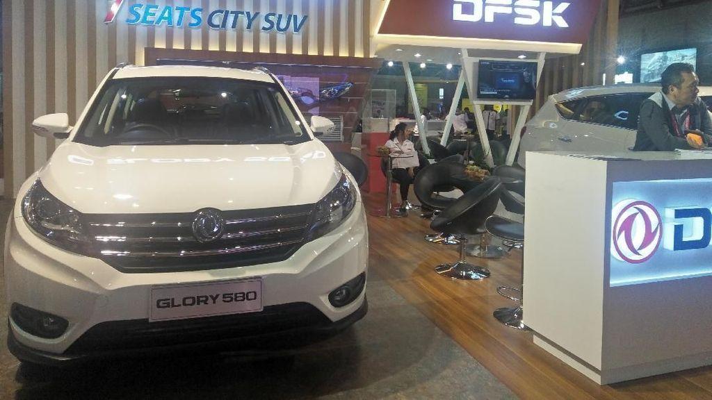 Di Jakarta Fair, DFSK Glory 580 Dapat Cashback Rp 20 Jutaan