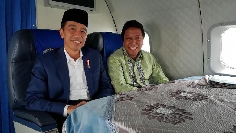 Rommy: Kuasai Persoalan, Debat Kedua Akan Jadi Panggung Pak Jokowi