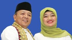 Arinal-Chusnunia Menang di Quick Count Final Pilgub Lampung Charta