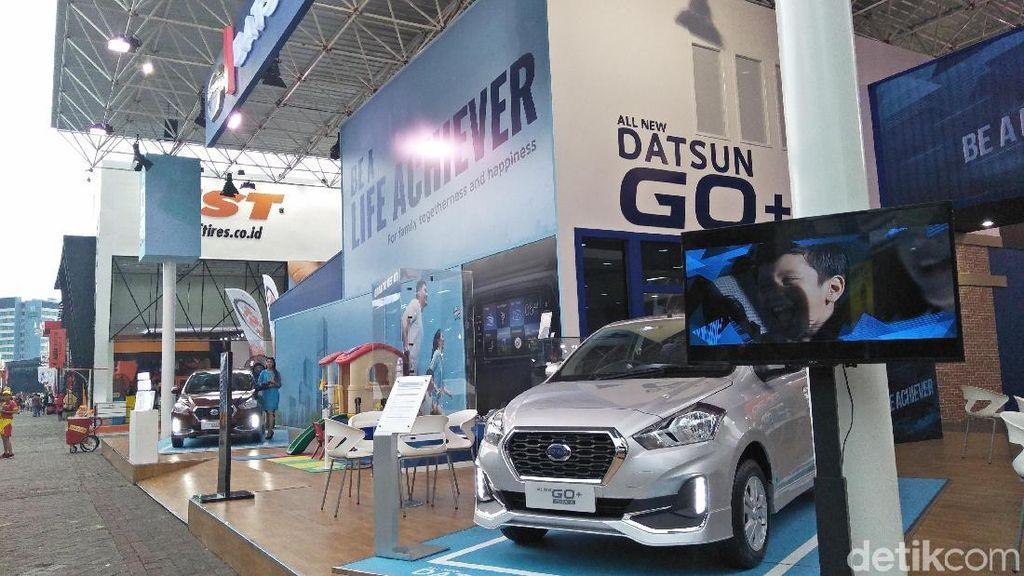 Jelang PRJ Berakhir, New Datsun GO Diskon Sampai Rp 8 jutaan