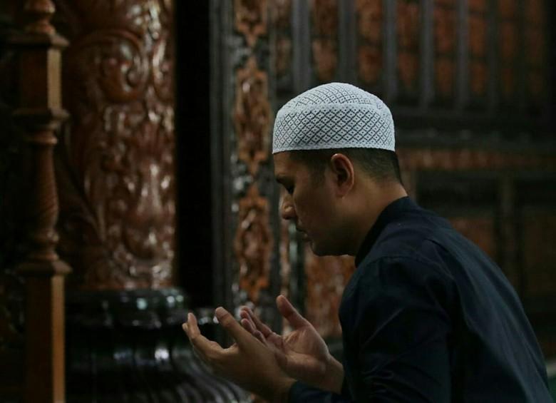 Tunggu Quick Count, Cawagub Ijeck Pilih Iktikaf di Masjid