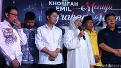 Khofifah-Emil Unggul, Demokrat: Kemenangan Tak Buat Kami Terbang