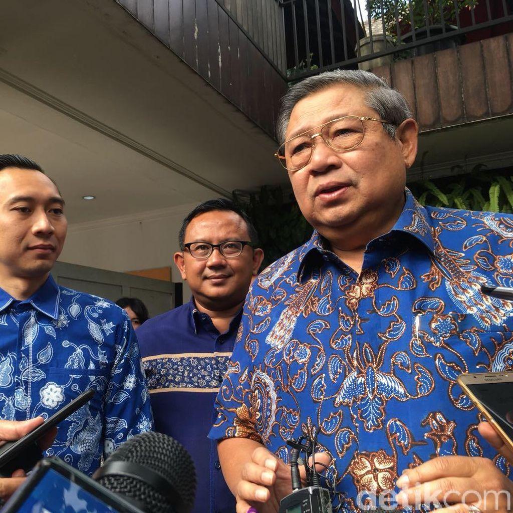 Pilihan Cawapres Seperti Apa yang Membuat SBY Merapat ke Jokowi?