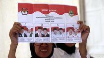 Pasangan Asyik Unggul di TPS Kampung Pilkada Depok