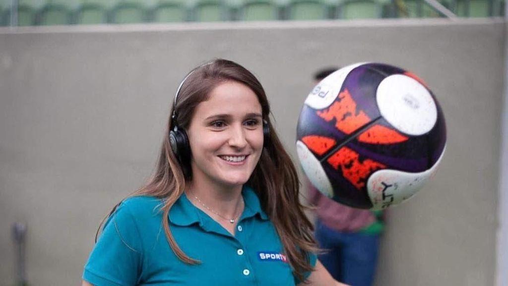 Ini Reporter yang Melawan Pelecehan Saat Laporkan Berita Piala Dunia