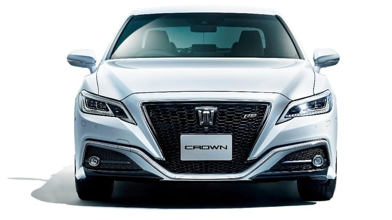 Toyota Crown Foto: Toyota