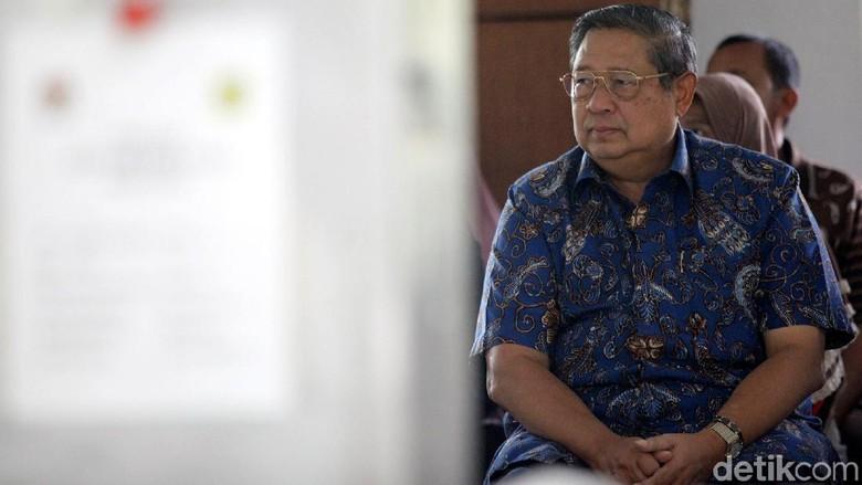 Soal Opsi Dukung Jokowi, PD: Bukan Janji