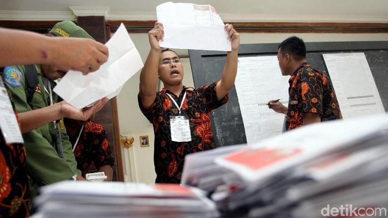 KPU Pertimbangkan Tandai Eks Napi Korupsi di Surat Suara