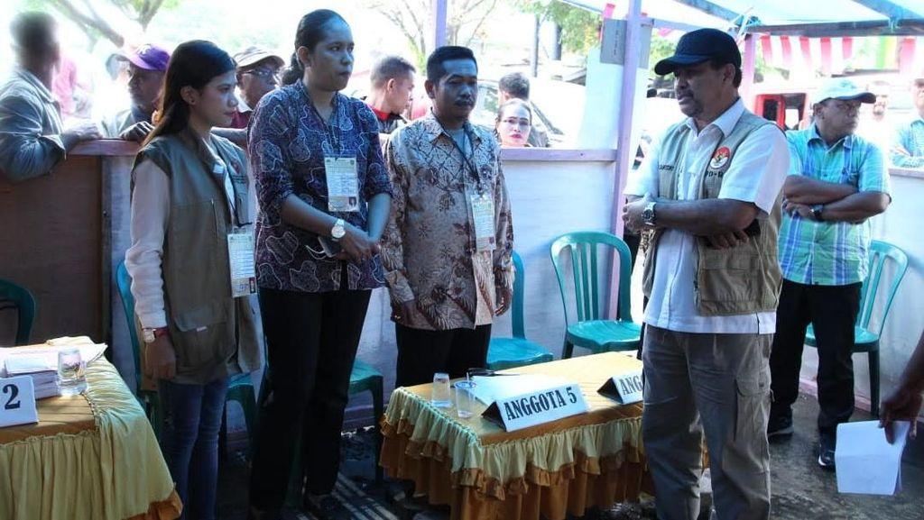 Partisipasi Pemilih di Ambon 67%, DPD Ingatkan KPU