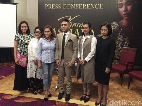 Kama Asmara menjadi pameran pernikahan tradisional pertama yang digelar oleh hotel berbintang lima. Acara ini berlangsung di The Ritz-Carlton Jakarta, Mega Kuninga, pada 29 Juni - 1 Juli.
