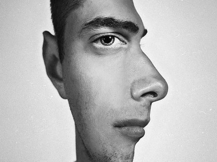 Arah wajah pertama kali yang kamu lihat bisa ungkap kepribadian dominanmu/Foto: Twitter @mentalismcntrl