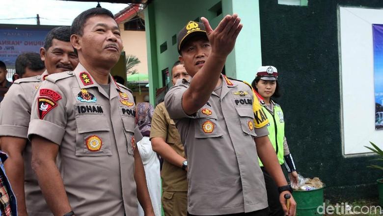 Kapolda: Pencoblosan di Bekasi, Depok dan Tangerang Aman
