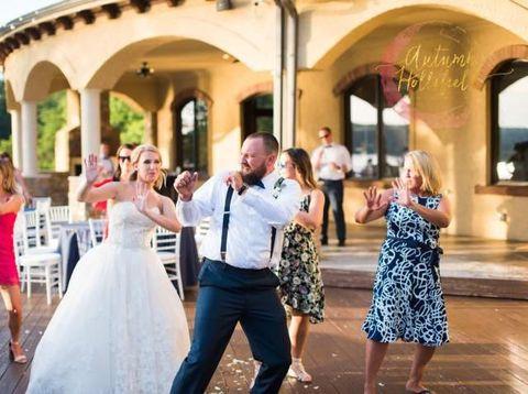 Viral, Kisah Pasangan yang Menyiapkan Pernikahan Hanya 48 Jam