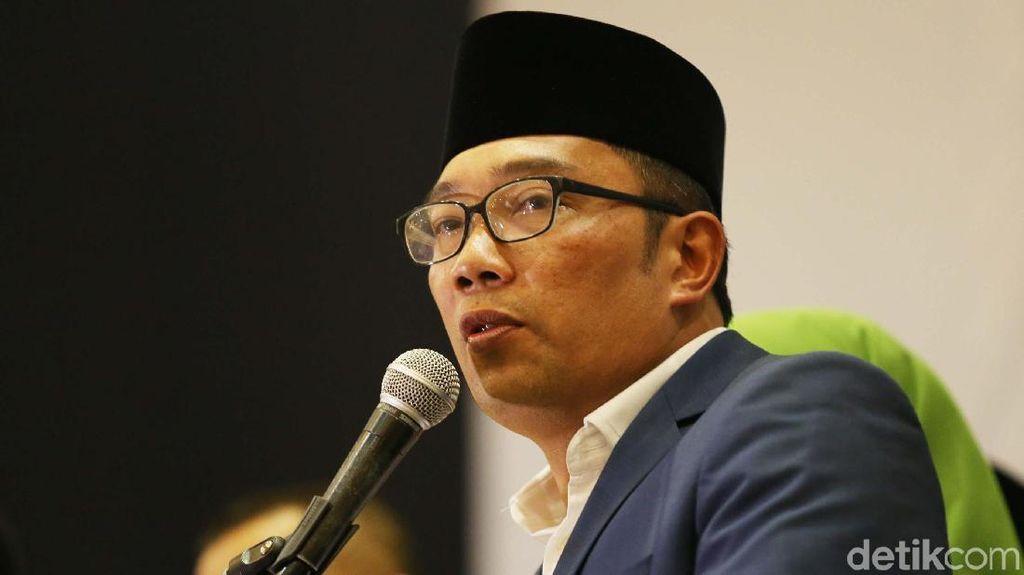 Ridwan Kamil Dukung Pemblokiran Tik Tok: Aplikasi Tak Berfaedah