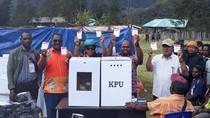 Willem Wandik Klaim Kalahkan Kotak Kosong di Pilbup Puncak Papua