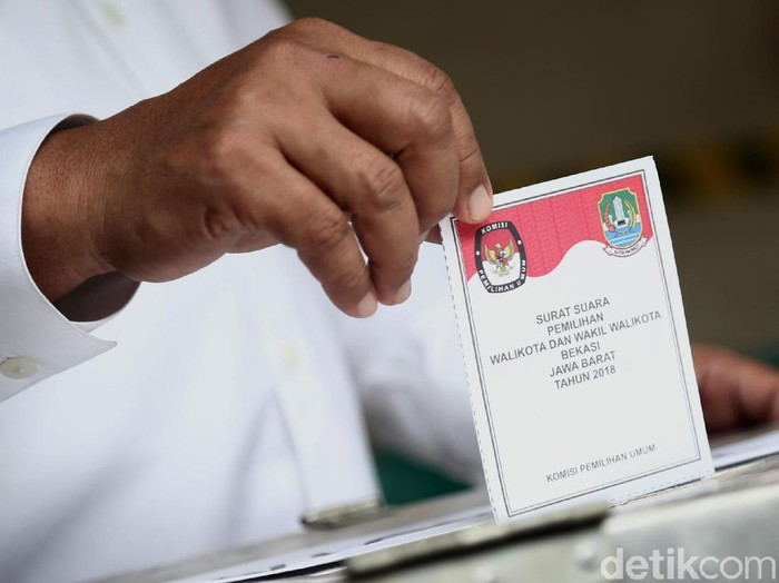 Ilustrasi Pilkada Bekasi (Dok. Detikcom)
