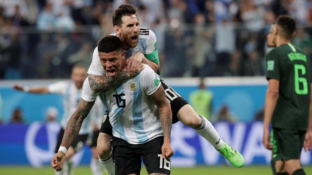 Mungkin Ini Sebabnya Messi dan Ozil Menghindari Makan Roti