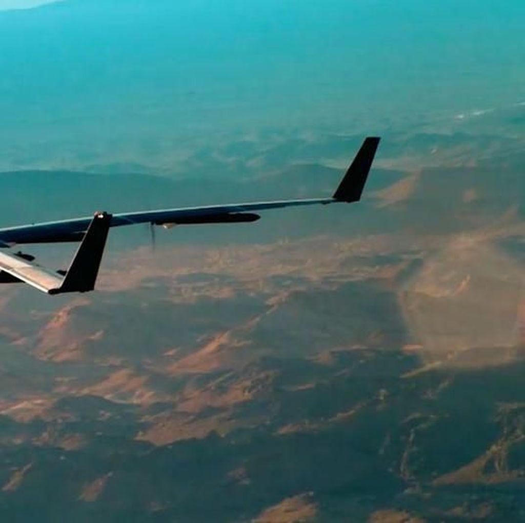 Facebook Masih Garap Drone, Kali Ini Gandeng Airbus