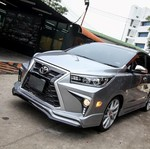 Innova Ini Dimodif Biar Mirip Lexus