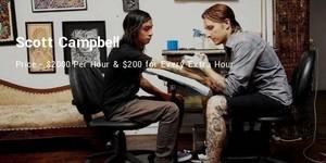 Bikin Tato, Deretan Seniman Ini Dibayar hingga Rp 7 juta/Jam