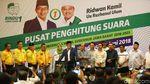 Suka Cita Pendukung Ridwan Kamil