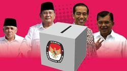 Pemanasan Jokowi Vs Prabowo Jelang Pilpres 2019